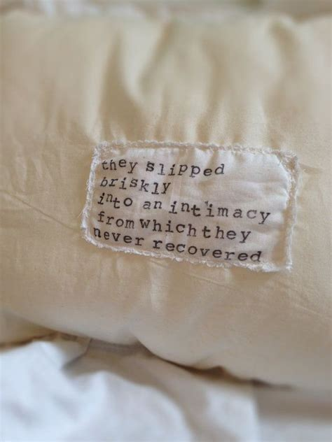shabby chic quotes shabby chic pillow with intimate quote very soft muslin with ruffle
