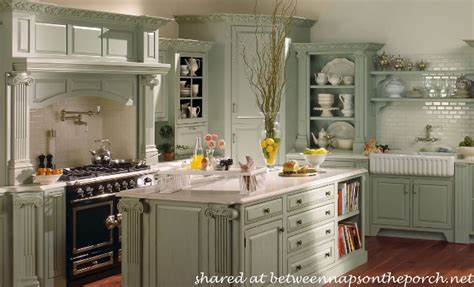 country green kitchen cabinets 10 beautiful kitchens cottage country and 5978