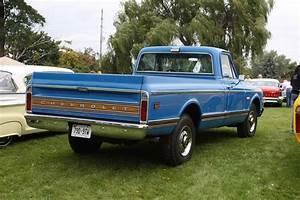 1972 Chevrolet C20 Fleetside Pickup