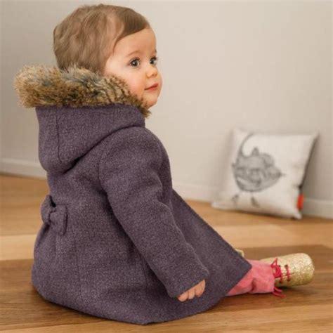 cuisine fille 2 ans le manteau bébé fille en 42 photos mignonnes archzine fr