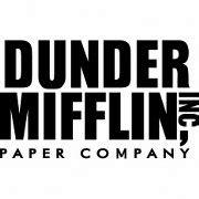 The Office Dunder Mifflin Polo Shirt The Office Dunder