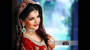 Pakistani and Indian Bridal Dresses - YouTube