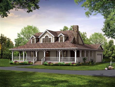 single house plans with wrap around porch architectures single house with wrap around porch