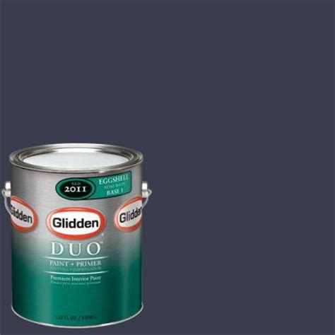 glidden team colors 1 gal nfl 120e nfl seattle seahawks blue eggshell interior paint and