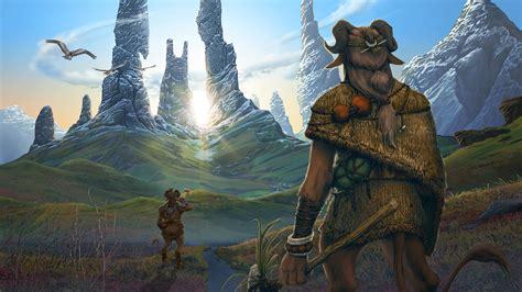 ArtStation - Tribe Kudu, Maurice Risulmi