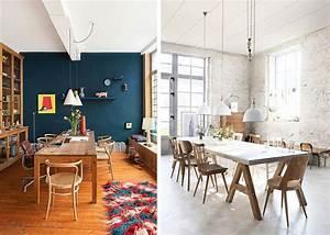 tendance peinture salon salle a manger 20170713133300 With salle a manger tendance