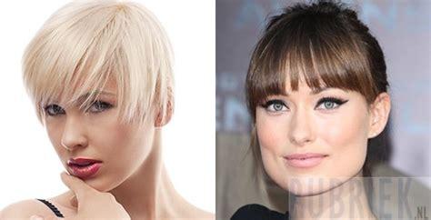 hoe kies je een kapsel dat bij je gezicht en haar