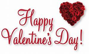Happy Valentine's Day PNG Transparent Images   PNG All