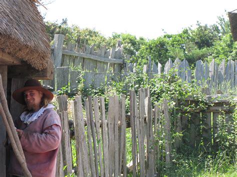Plimouth Plantation. Plymouth, Massachusetts