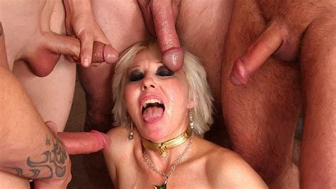 Mature Blonde Gangbanged Bukkake Porno Movies Watch