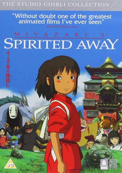 anime film chihiro spirited away izle