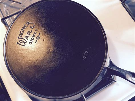 heres    easiest   maintain  cast iron cookware boing boing