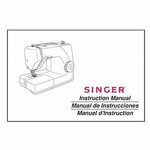 Singer Sewing Machine Parts Manual