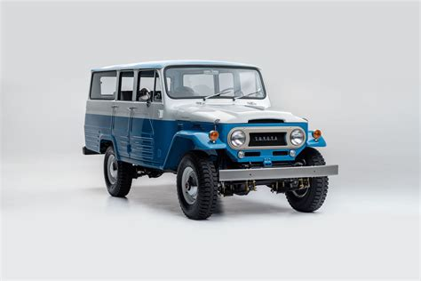 classic land cruiser the fj company did a beautiful job on this classic toyota