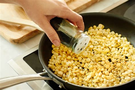 how to make fried corn how to make pan fried corn livestrong com