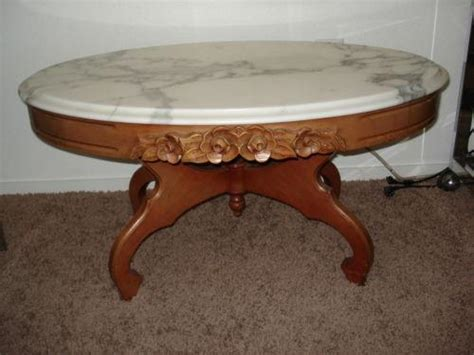 antique oval coffee table coffee table ebay 4121