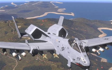 wipeout warthog 164 concept arma aircraft mod fighter jets replacement skin stealth a10 plane planes a164 upgrade arma3 jet military