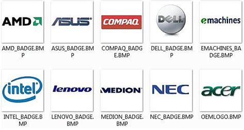 8 Best Photos Of Lenovo Oem Bmp System Logo
