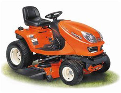 kubota garden tractor kubota lawn garden tractor reviews productreview au