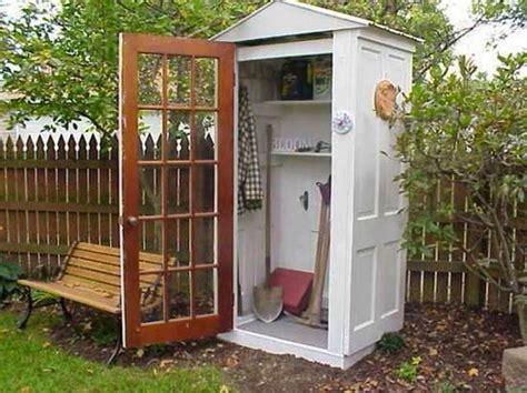 build a whimsical tool shed for your garden
