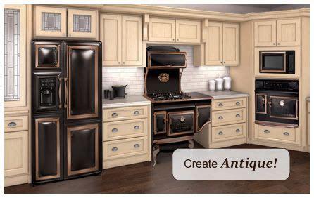antique appliances retro refrigerator reproduction stove