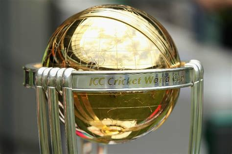 Icc Cricket World Cup Trophy Tour Driven By Nissan Begins