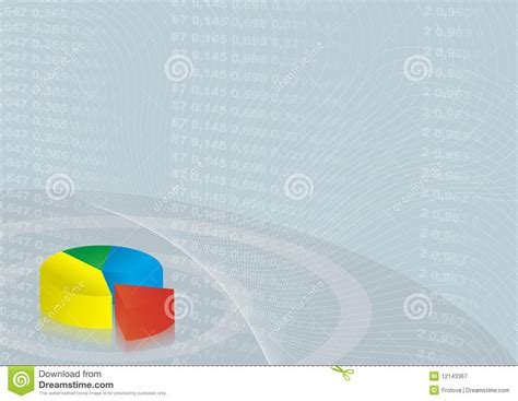 free background report background for the financial report stock illustration