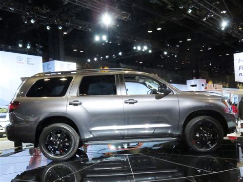 2018 Toyota Sequoia Review Auto List Cars Auto List Cars