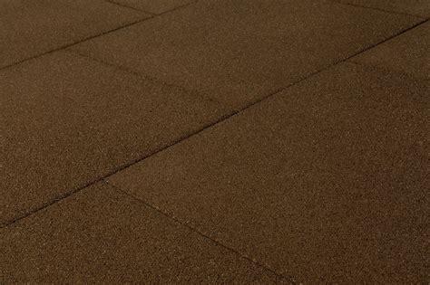 brava outdoor interlocking rubber pavers teak brown