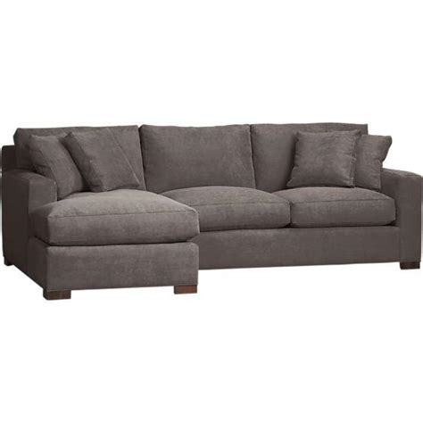 sectional sofa left arm chaise axis 2 piece left arm chaise sectional in sectional sofas