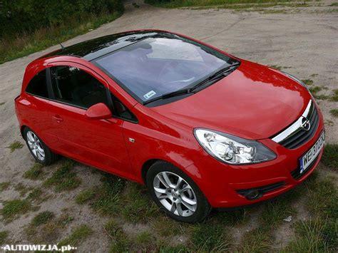 Opel Pl by Opel Corsa D 1 4 Sport Auto Test Autowizja Pl