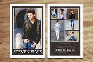 9 comp card templates free sample example format download free premium templates for Free comp card template