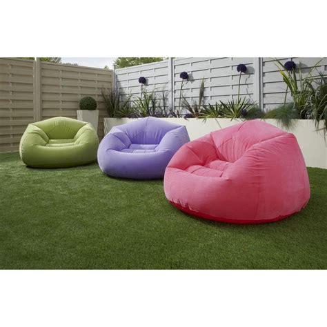beanless bag chair the range intex beanless bag chair garden patio furniture