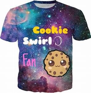 Cookie Swirl C Fan Shirt