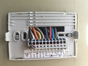 Honeywell Thermostat Wiring - Hvac