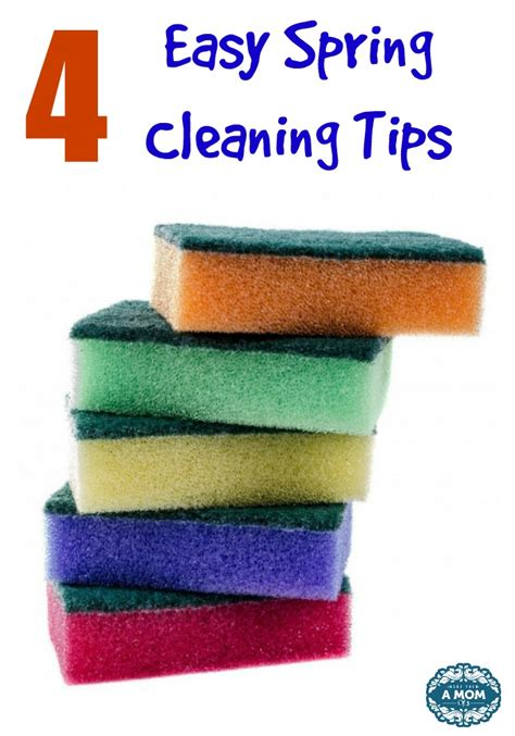 It's That Time Of Year Again 4 Easy Spring Cleaning Tips