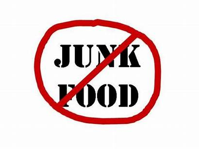 Junk Clipart Clip Eating Stop Healthy Library