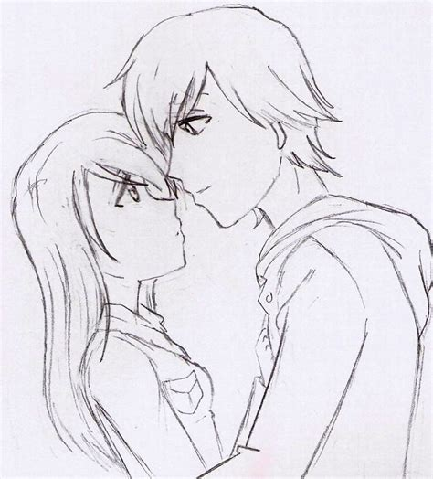 Photos Anime And Drawing Best Drawing Sketch Anime Couples Drawings Best 25 Anime Couples Drawings