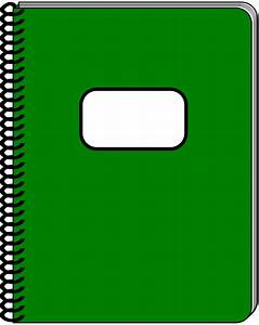 Notebook Clipart | Clipart Panda - Free Clipart Images