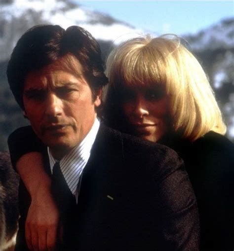 film avec michel constantin mireille darc 73 best images about alain delon on pinterest romy