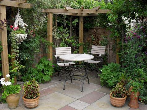 small courtyard garden ideas backyard design
