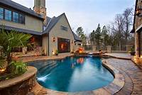 nice pool and patio decor ideas Spruce Up Your Small Backyard With A Swimming Pool – 19 ...