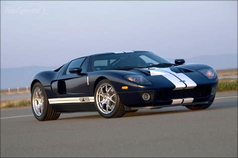 Ford Car : 2006 Ford Gt1000 Twin-turbo By Hennessey Review