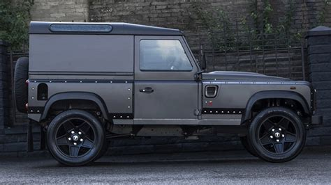 land rover kahn land rover defender v8 by kahn design