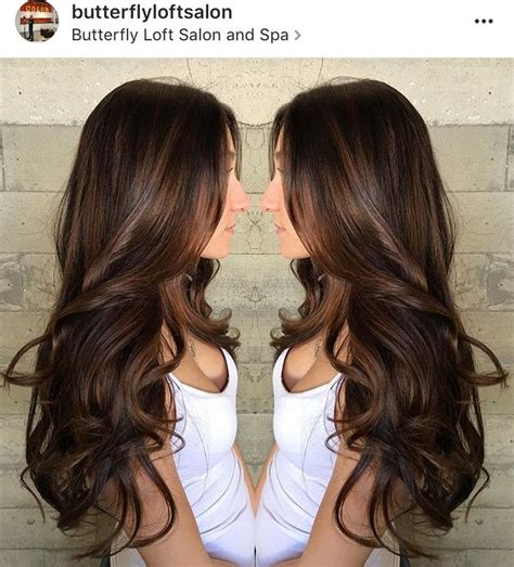 Black Chocolate Brown Hair by 25 Best Ideas About Chocolate Brown Hair On