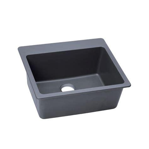elkay quartz undermount sink elkay quartz classic undermount composite 25 in single