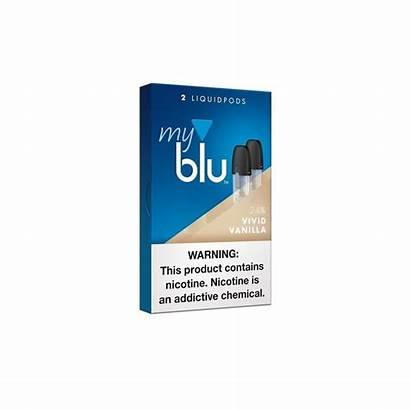 Blu Mint Leaf Polar Gold Vanilla Myblu