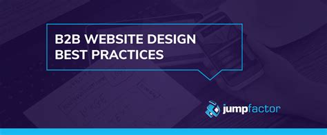 best b2b websites the top 14 b2b website design best practices jumpfactor