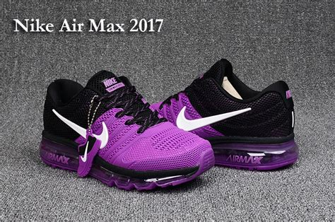 nike air max 90 146 nike air max 2017 kpu purple black white 849559 010