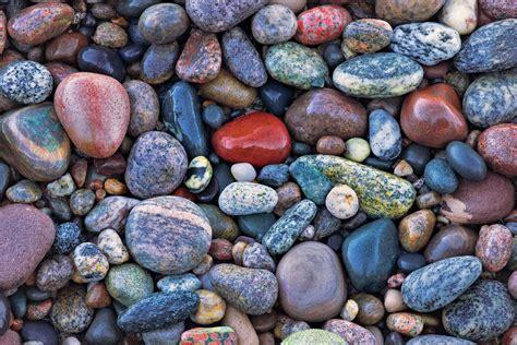 colorful rocks colorful rocks found along the shoreline of lake superior